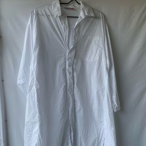 NEVER WORN BUT WAS WASHED- DRESS BLOUSE